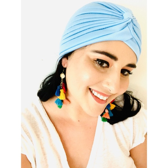 Ever Fairy Accessories - 10 Colorful Turbans